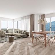 Visualisierung 3,5-Zimmerwohnung