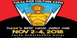 Tulsa Pop Culture Expo 2018