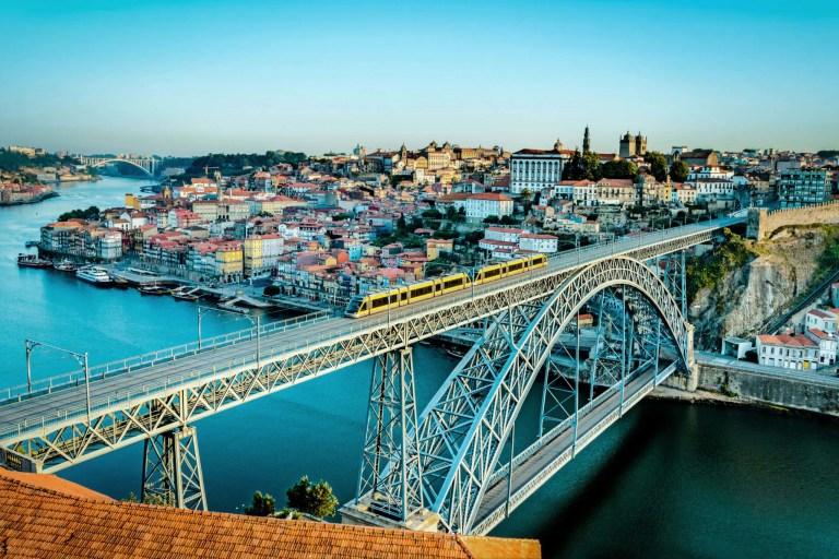 Вид на жительство Португалии