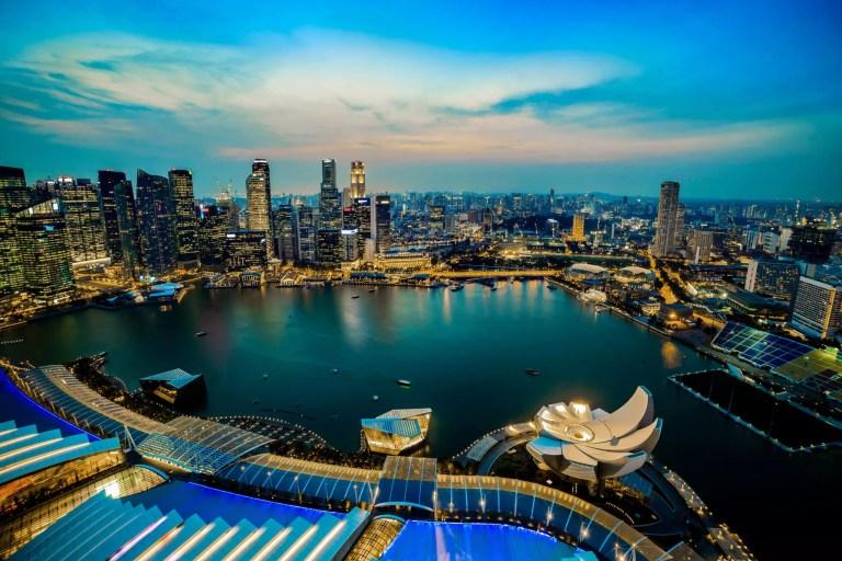 Вид на жительство Сингапура