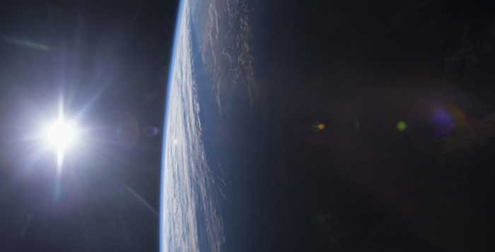 Mysterious X-Files noises captured 22 miles above Earth surface