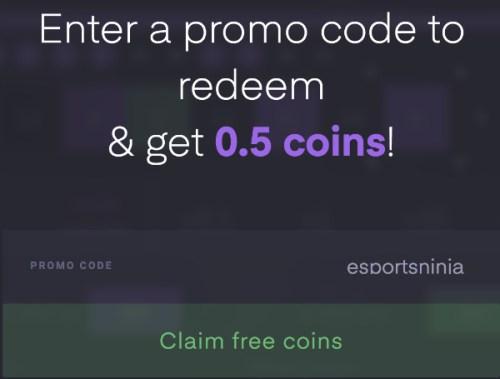 csgobounty com promo code bonus free coins