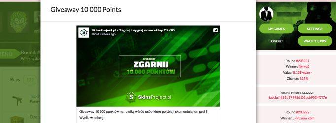 Skinsproject.pl legit reviews