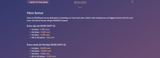 CSGOTower.com legit review