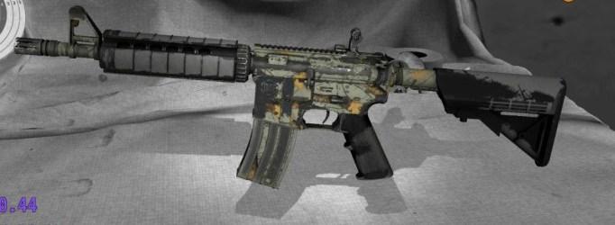 Restricted M4A4 Modern Hunter skins csgo