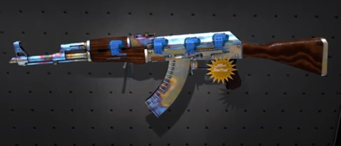 StatTrack AK47 Case Hardened – StatTrack – MW