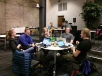 CS Hackathon at Twitter - Aim