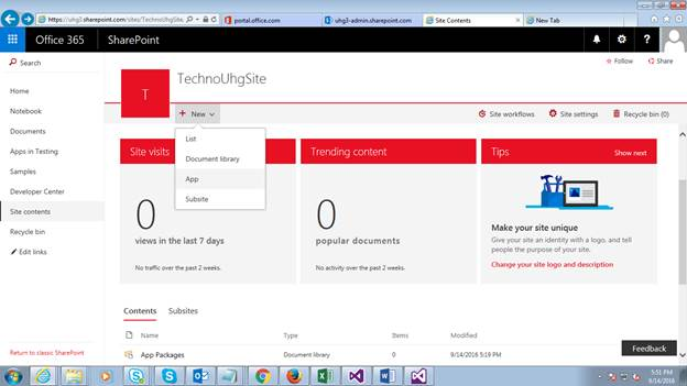 SharePoint Hosted Apps-OverView   SharepointMates