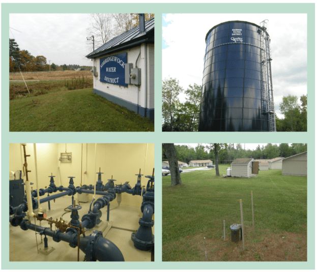 photo of public water system facilities