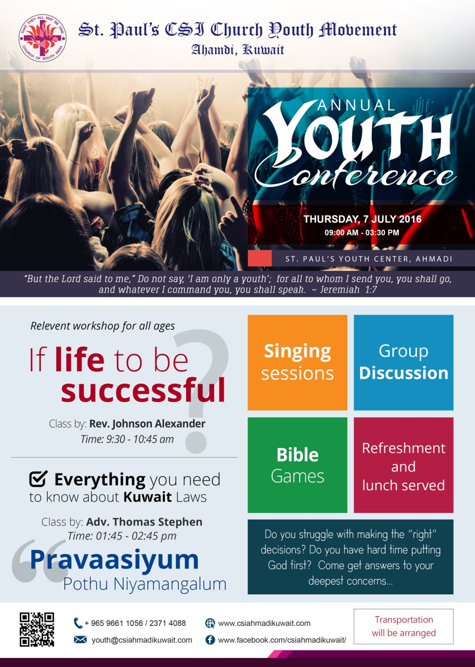 Youth---Conference
