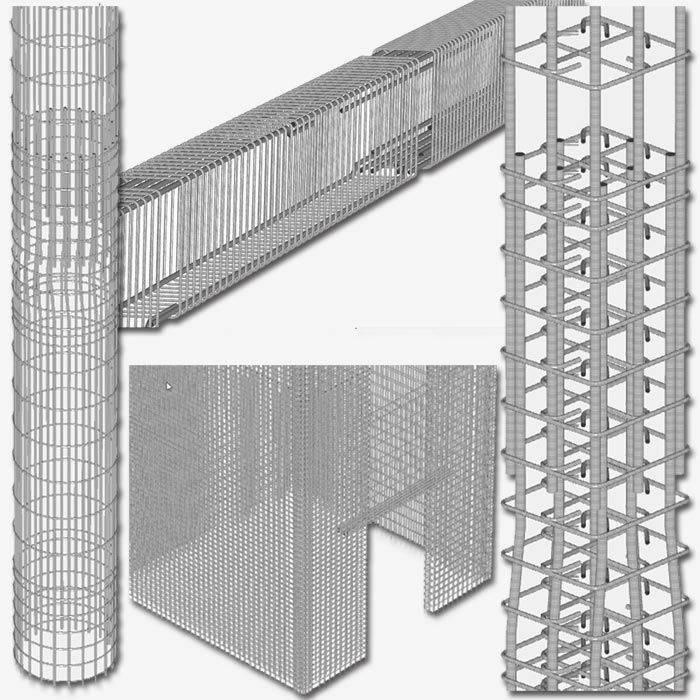 Steel Beams And Columns