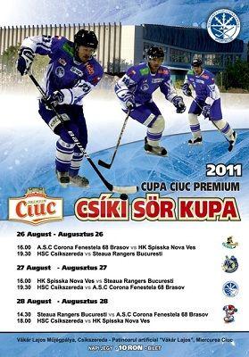 2011 Csíki Sör Kupa