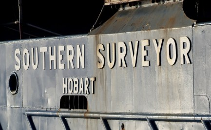 RV Southern Surveyor stren