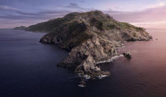 Aucun système d'exploitation n'est une île, mais macOS Catalina porte son nom.