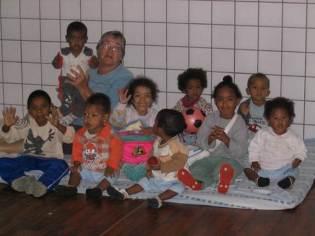 Early Education of Children in Brazil
