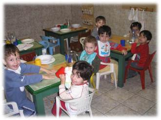 Romania- caring for orphans