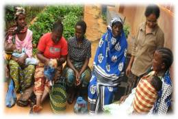 Tanzania- Ministry to people with Aids