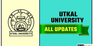 Utkal University Result Time Table Admit Card Admission