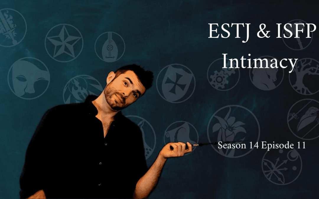 Pedagogue: ESTJ