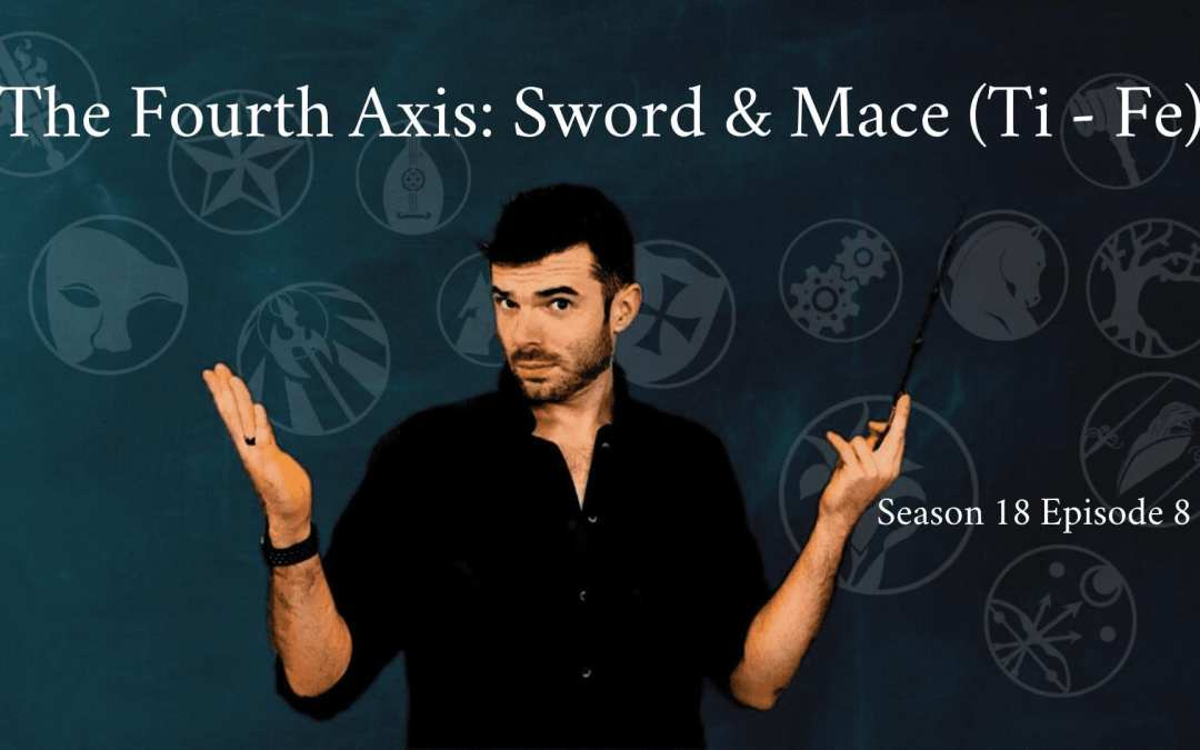 The Fourth Axis: Sword and Mace (Ti – Fe)