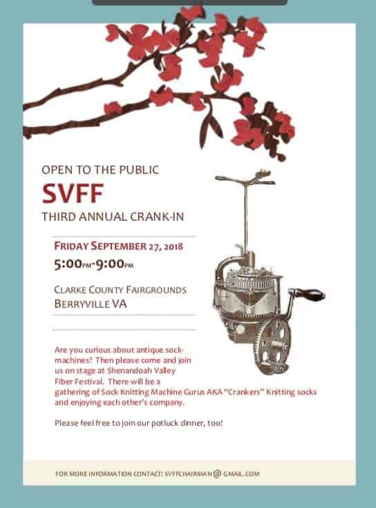 SVFF Event