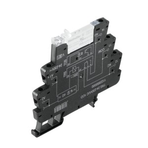 RELAY MODULE, TERMSERIES, TRS 24-230VUC 1CO