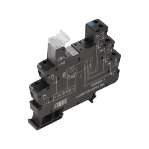 RELAY MODULE, TERMSERIES, TRS 24VDC 2CO EMPTY
