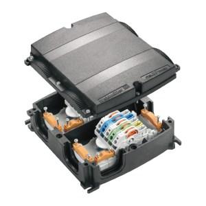 POWERBOX  X L ENERGY DISTRIBU IP65 POLY 2.5MM2-6MM2