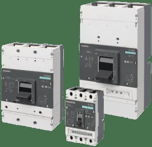 MCCB CircuitBreaker 3VL/VF