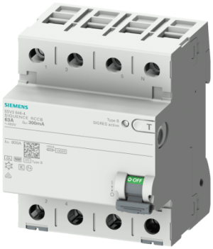 RCD Circuit Breaker 5SV