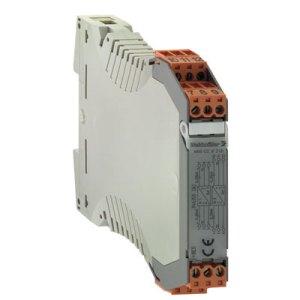 Signal converter/insulator, Limit value monitoring
