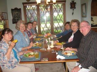 July Potluck 2013 - Center for Spiritual Living Anacortes 1