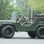 50CCのジープ型自動車、「ビッグフォース」発売
