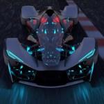 サイバーフォーミュラ&アスラーダに似た近未来的な車(実車)まとめ~コンセプト・レースカー編~