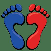 preciouschildfootprints