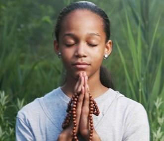 Reach for Spirit's Presence
