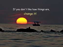 Change Begins With You!