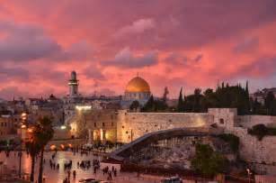 Call For Prayer On Jerusalem