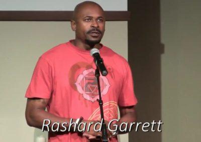 Rashard Garrett – Spoken Word