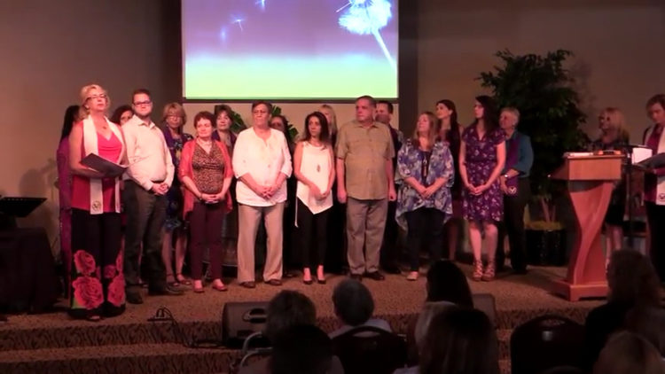 New Practitioners Installation