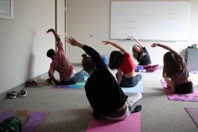 Peak Room Yoga CSLDallas Center For Spiritual Living