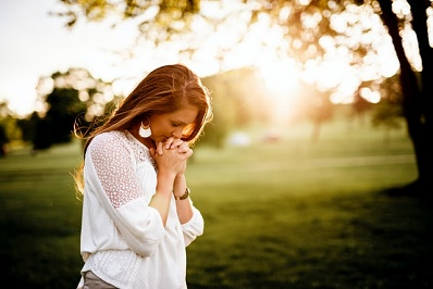Pray from Gratitude