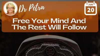 Free Your Mind and the Rest Will Follow – Talk