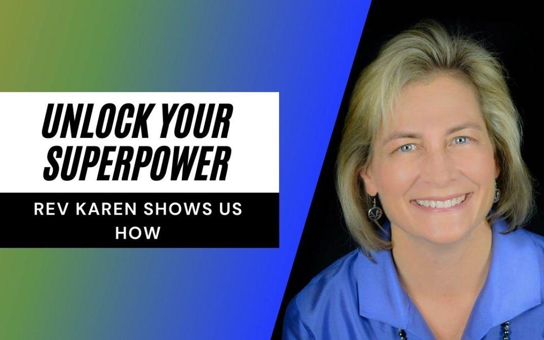 Unlock your Superpower