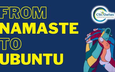 From Namaste' To Ubuntu