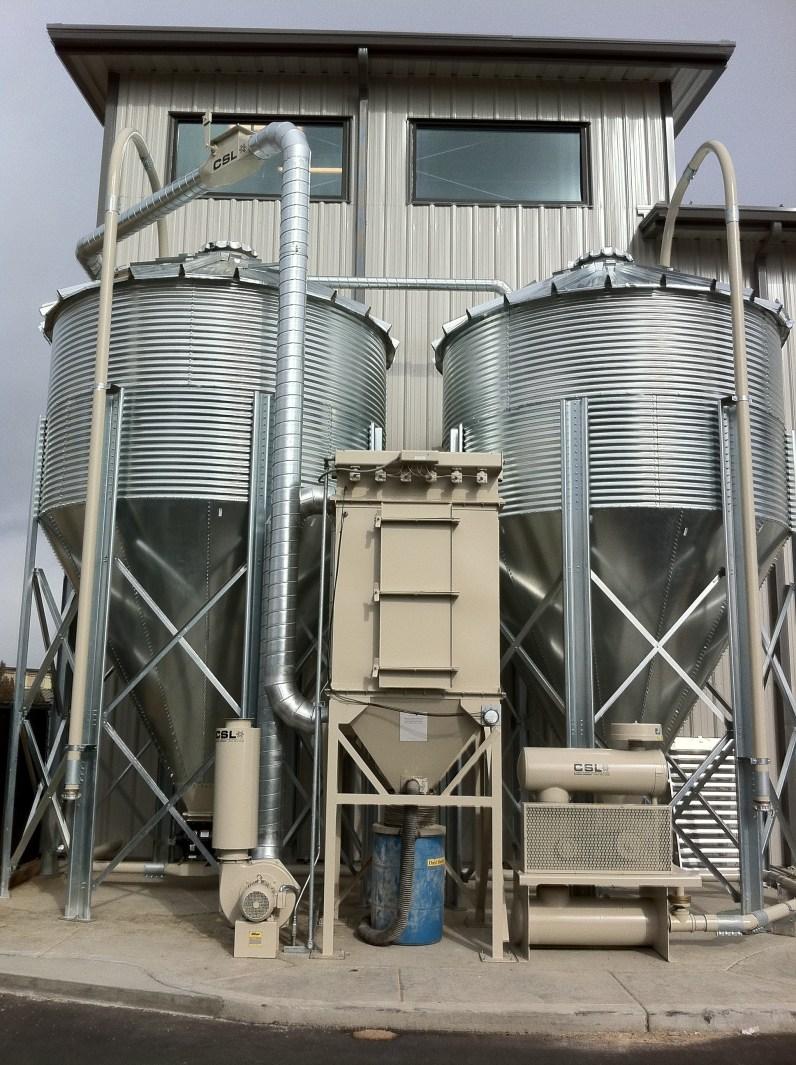 10B Brewery Malt Handling2
