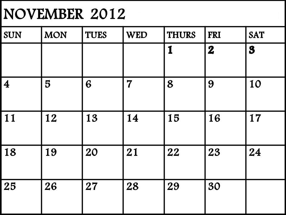 "The Fashion Teller 2012 Fashion Calendar: November ""The Thanksgiving Bounty"" (2/2)"