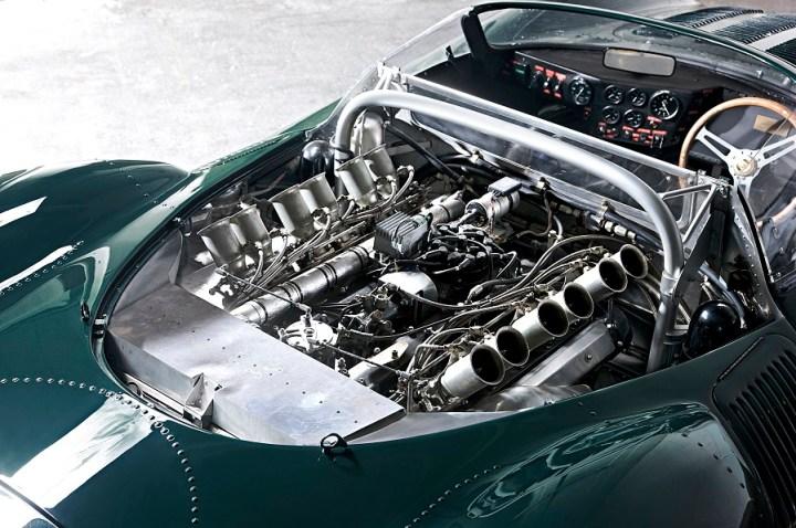Moteur Jaguar XJ13