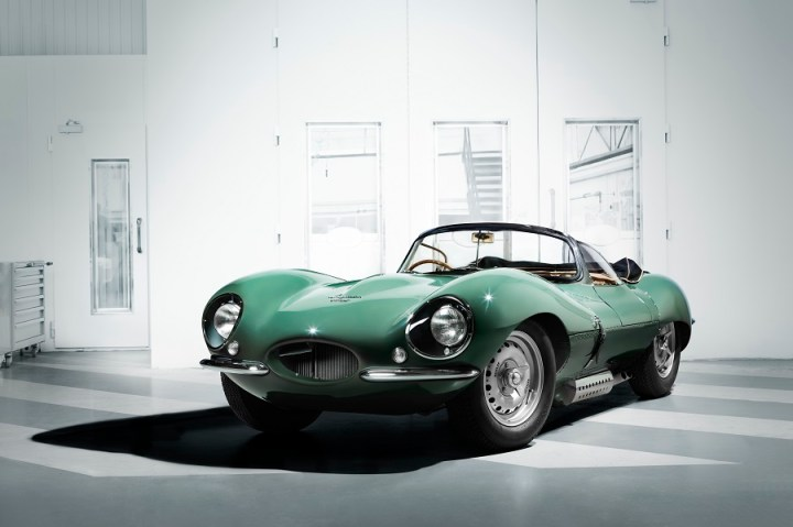 Modèle Jaguar XKS