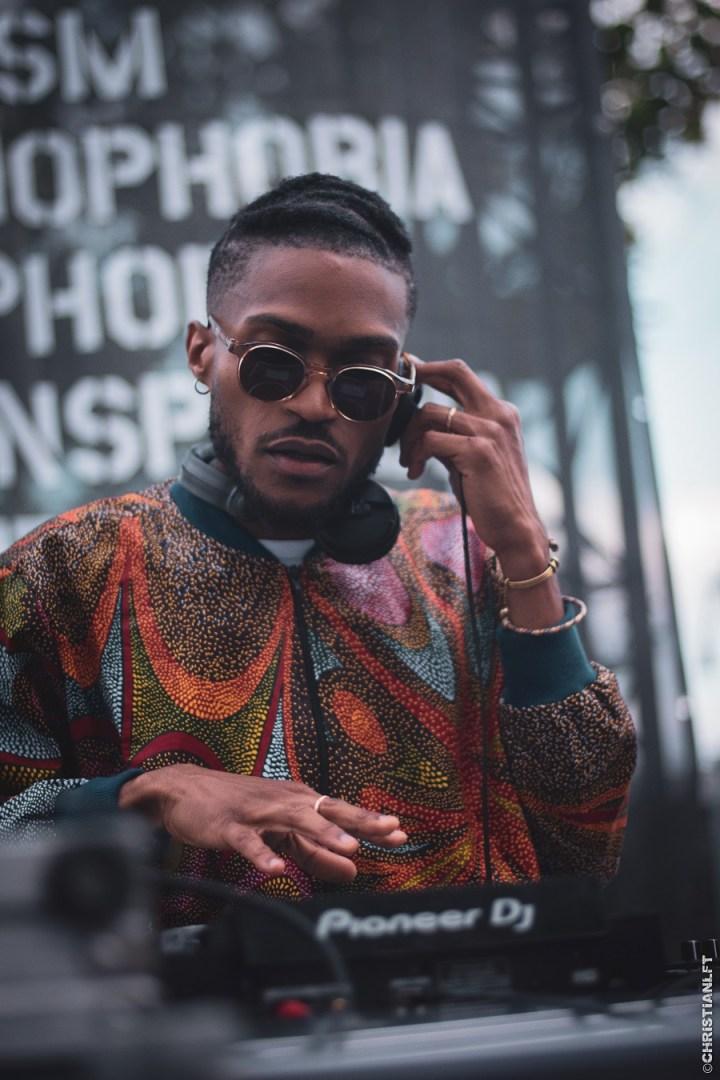 DJ Hey Bony - Afropunk Paris 2019